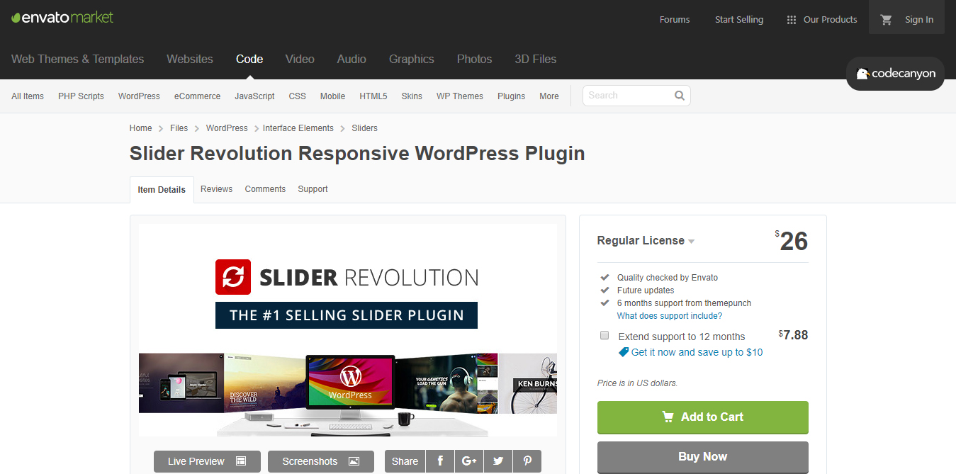 How to Install Slider Revolution in Your WordPress Admin Panel